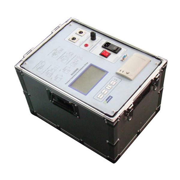 HCDT Anti-jamming Capacitance and Dissipation Tester