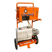 HGC SF6 Gas Evacuation & Refill Unit