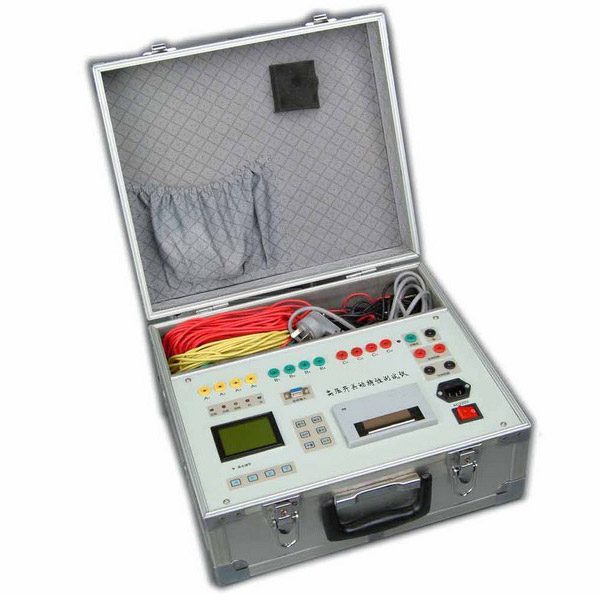 HVBT High Voltage Circuit Breaker Characteristics Tester
